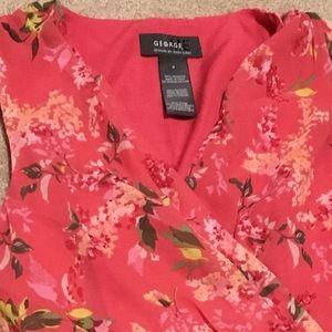 George ME floral dress.